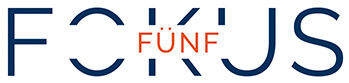 FOKUS FÜNF Logo